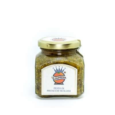 Pesto di Pistacchi Siciliani